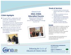 CISNA Brochure Inner