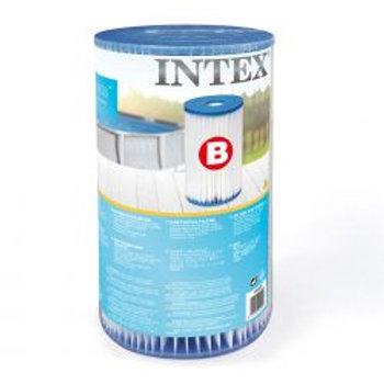 Intex Filterkartusche Typ B