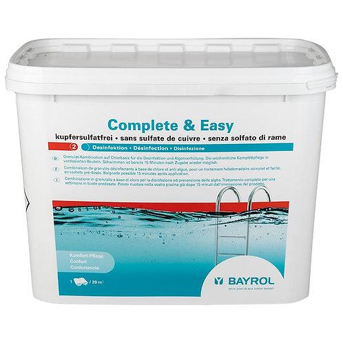 COMPLETE & EASY - Aktivsauerstoff mit Chlorkomponente