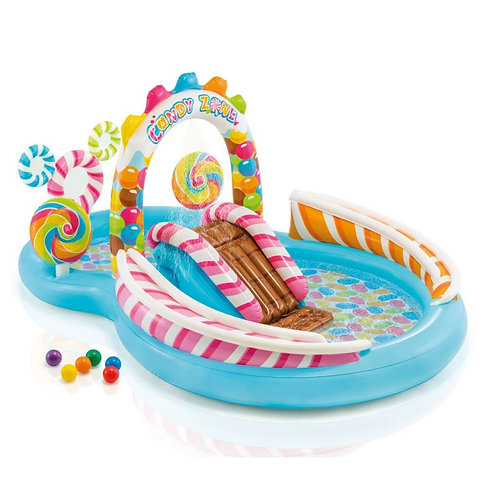 Intex Wasser-Playcenter Candy Zone