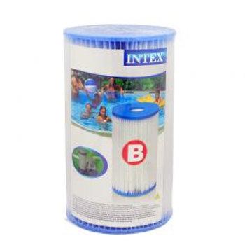 Intex Papierfilterkartusche Typ B