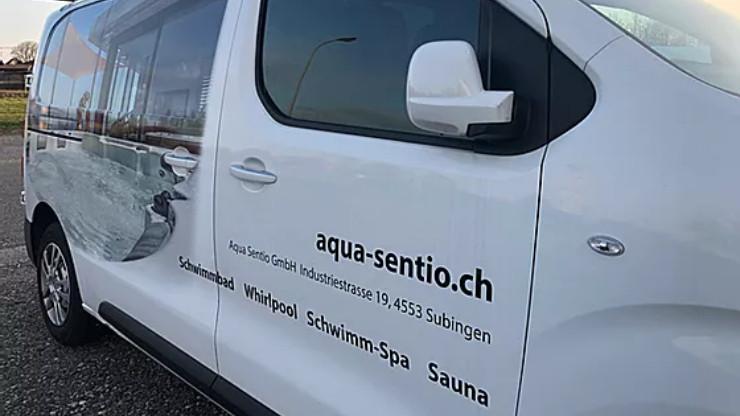 Unser Einsatz für Sie: Der Whirlpool Service von Aqua Sentio