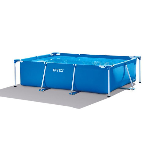 Intex Family Rectangular Frame Pool 220x150x60 cm