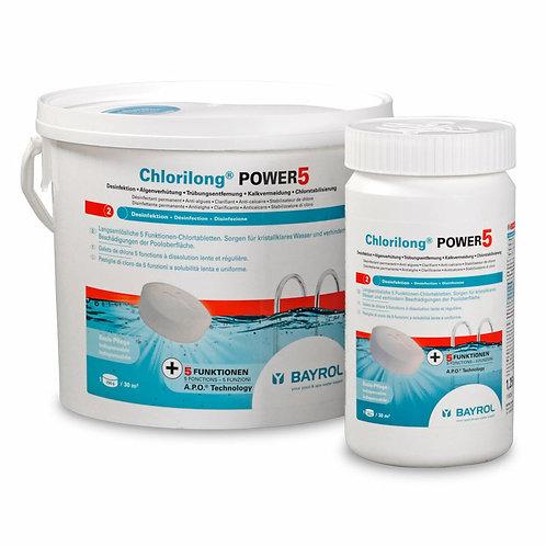 Chlorilong Power5 mit 5 Funktionen 1.25kg
