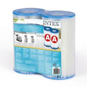 Intex Filterkartusche, Typ A, 2er Pack