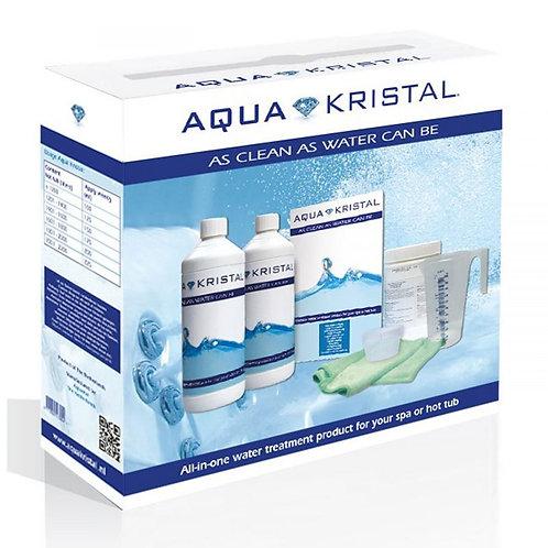 Aqua Kristal Set