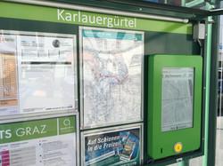 Smart Station am Karlauergürtel (Graz)