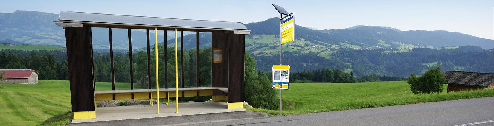 e-paper fahrplan, eink display, alternative haltestelle, stromsparendes display, solarbetriebenes display, energieautarke anzeige