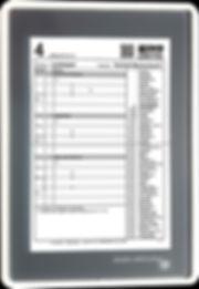 e-paper fahrplan, eink display, alternative haltestelle, stromsparendes display, solarbetriebenes display, energieautarke anzeige, dynpaper haltestelle