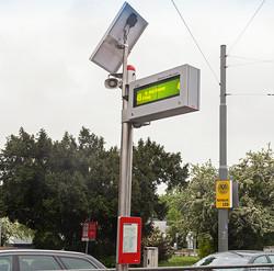 Green Station in Breitensee (Wien)