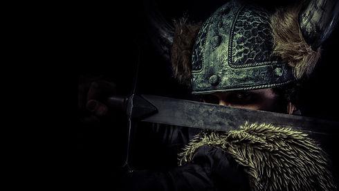 Viking bakgrunn