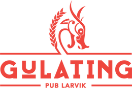 Gulating Pub Larvik - logo
