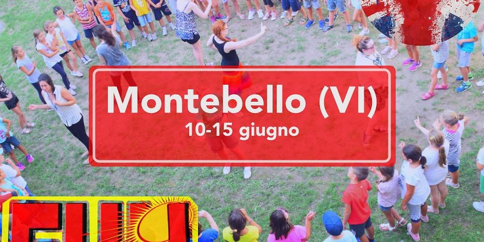 Summer FUN! Montebello