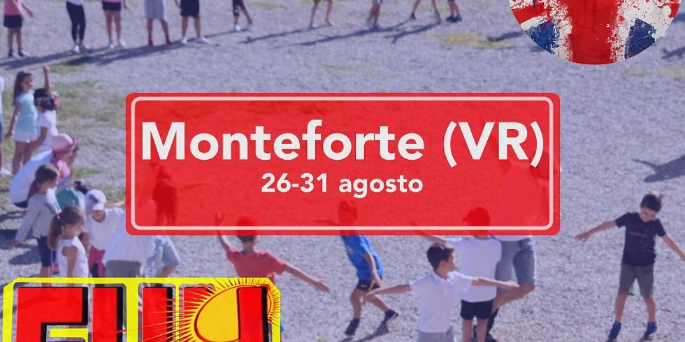 Summer FUN! Monteforte
