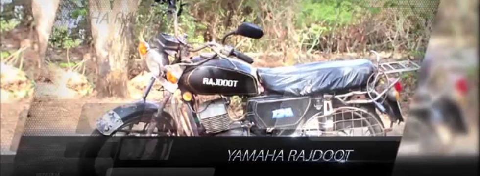 Yamaha FX Trailer