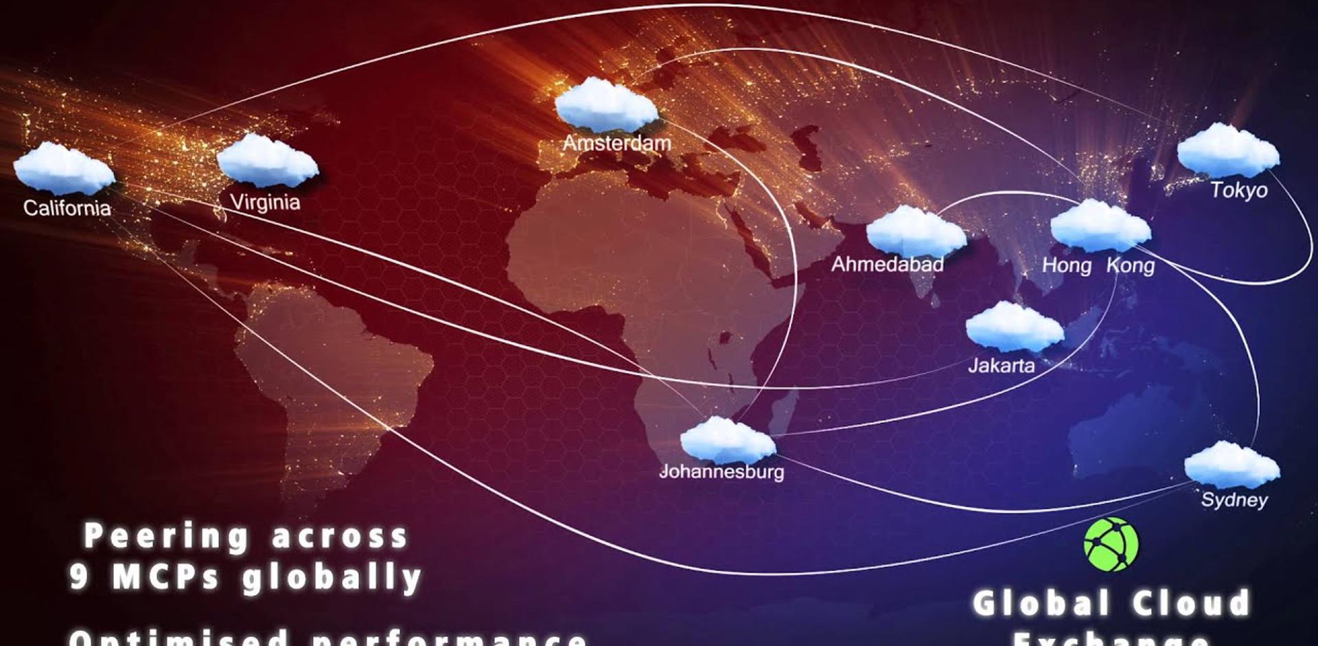 BSNL Dimension Data Global Cloud Exchange AV