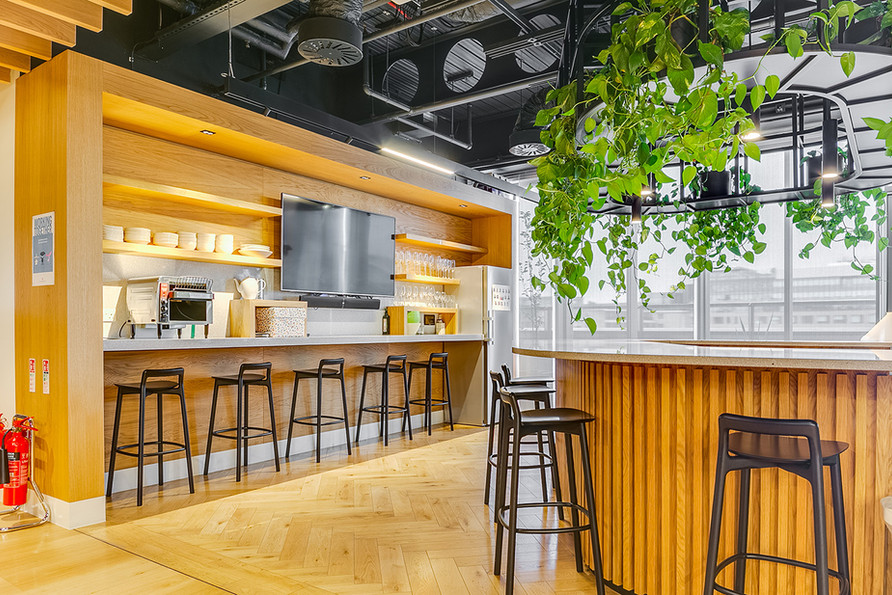 Floor 4 Kitchen