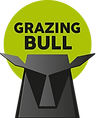 Grazing Bull Logo