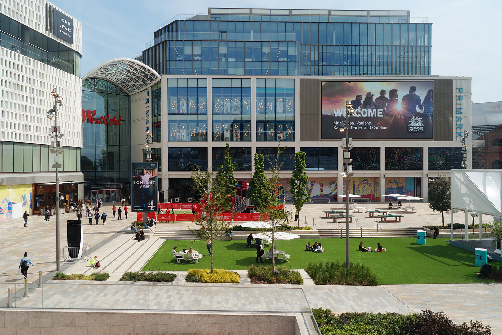 Westfield Square