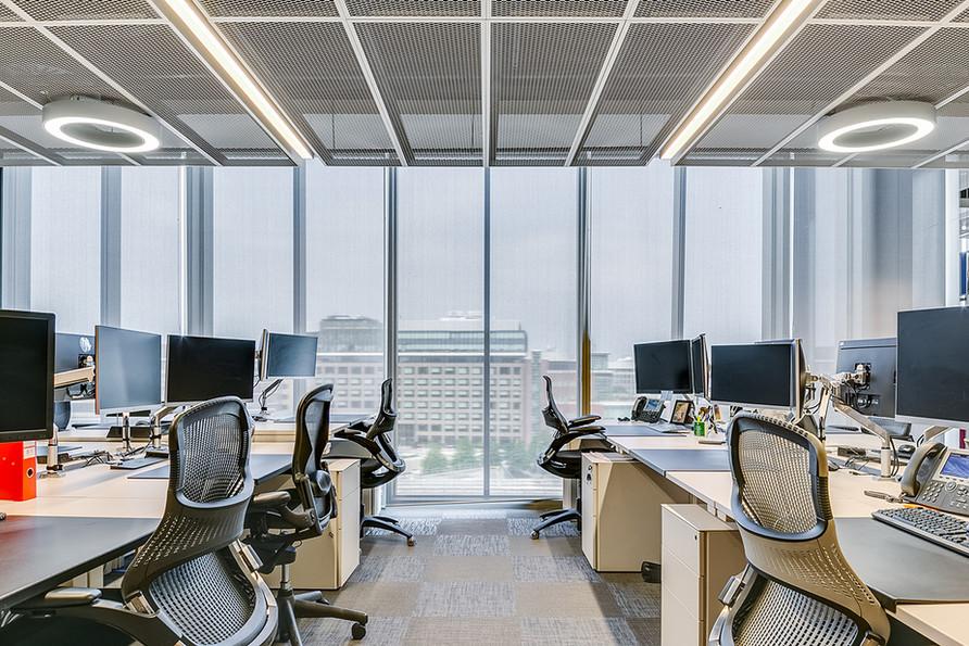 Floor 4 Workspace Views
