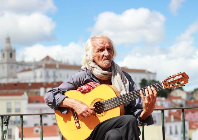 A German in Lisbon