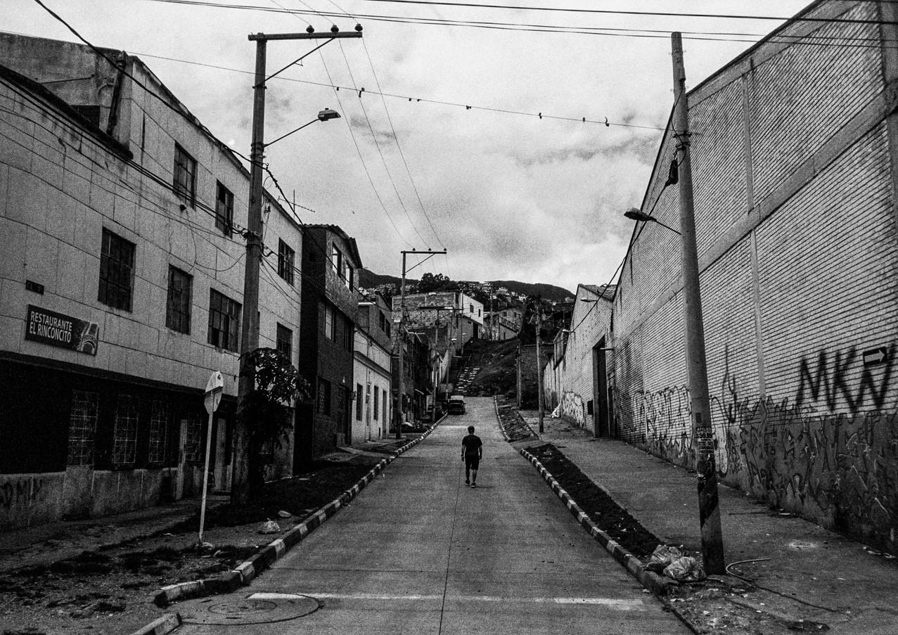 Solitude in Bogota