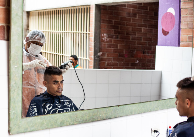 Cárcel Distrital de Bogota, Colombia