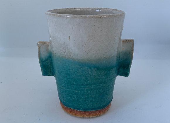 綠松石造型杯 Turquoise round cup