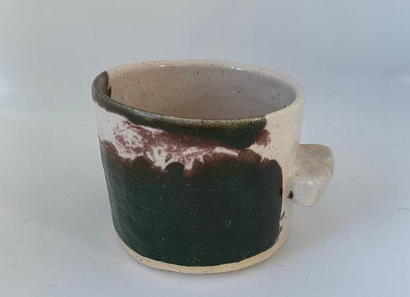 碧璽綠翅膀杯 Tourmaline green wing cup