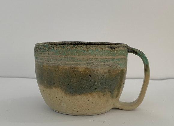 青銅質感馬克杯 Janet DeBoos bronze mug