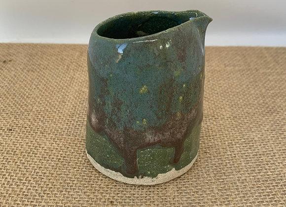 碧璽綠牛奶壺 Tourmaline milk jug