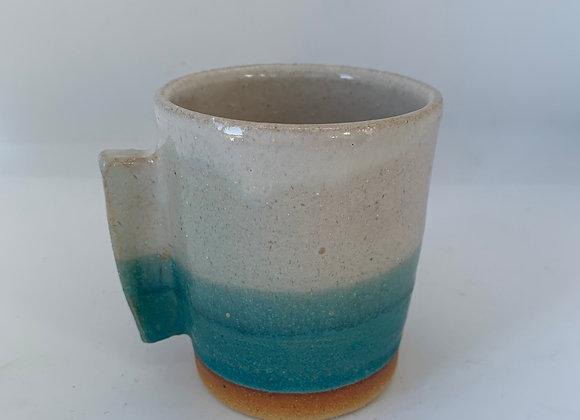 綠松石造型杯 Turquoise round cup (S)