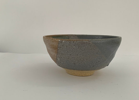 金紅石飯缽 Rutile blue humble bowl