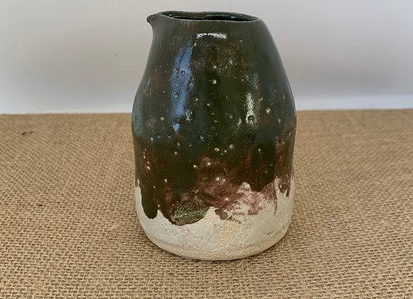 碧璽綠清酒壺 Tourmaline sake pot (milk jug)