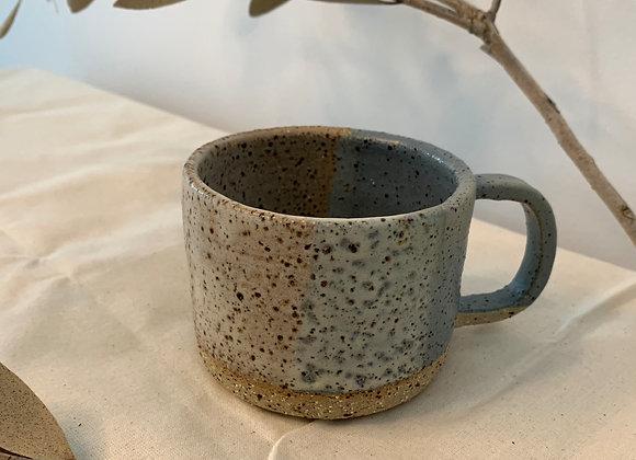 陶雨作土三色土杯 Rain potter earthy mug