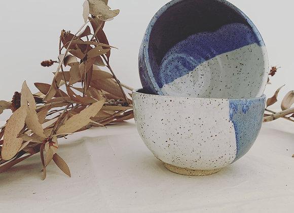 Blue bowls (set of 2)