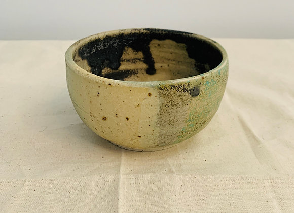 日式青銅茶碗 Janet DeBoos Japanese tea bowl