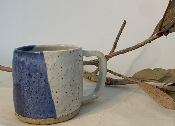 鈷藍馬克杯 Cobalt blue mug