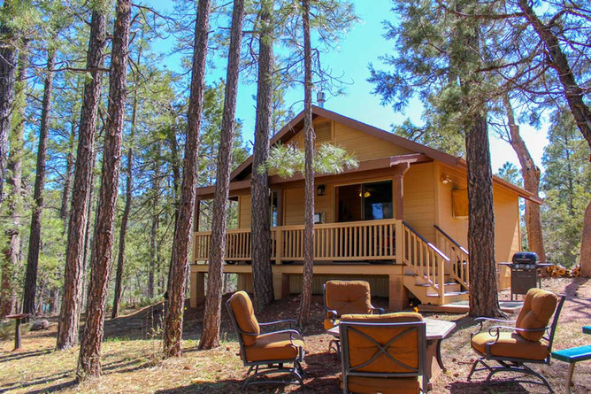 Timberwolf Pines Cabin Retreat