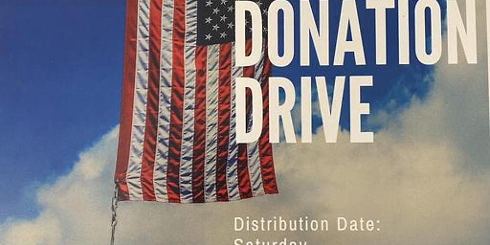 Veterans Helping Veterans Blanket Donation Drive