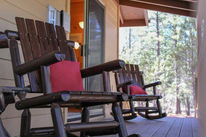 Cabin in Christopher Creek