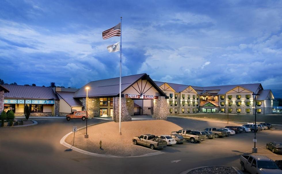 Mazatzal_Hotel_Casino-Payson-Aussenansic