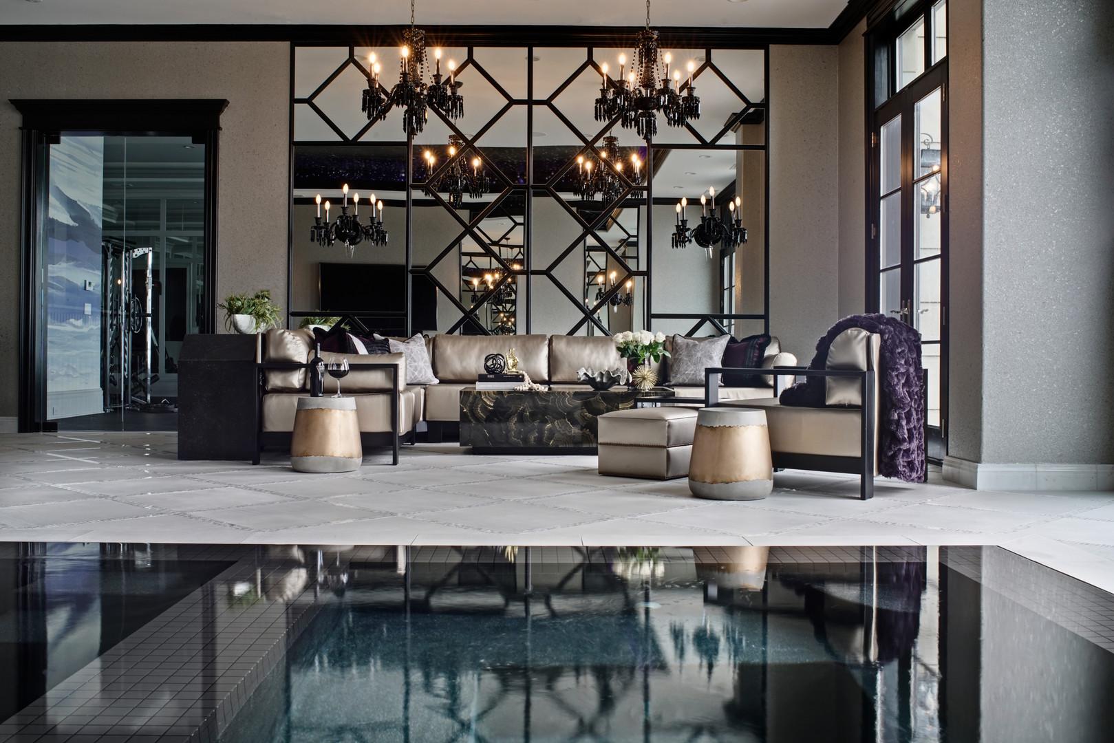 Pool House Lounge