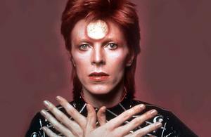 David Bowie | Futuraskolan Magazine | Stepping Stones