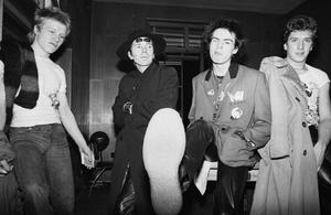 Sex Pistols | Futuraskolan Magazine | Stepping Stones