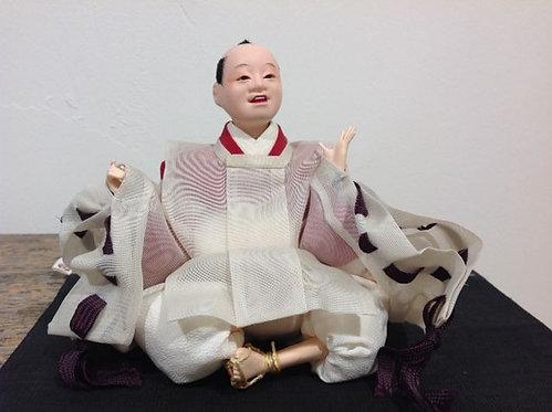 Acteur poupée japonaise ancienne