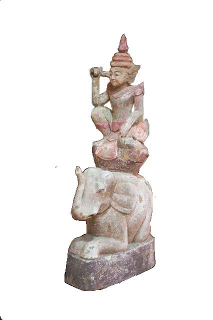 Zodiac Éléphant Birman