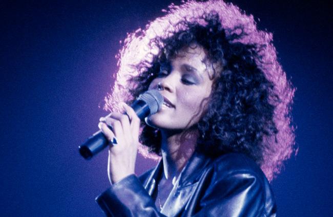 Whitney Houston   Futuraskolan Magazine   Stepping Stones