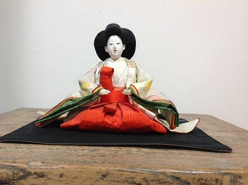 Geisha poupée japonaise ancienne