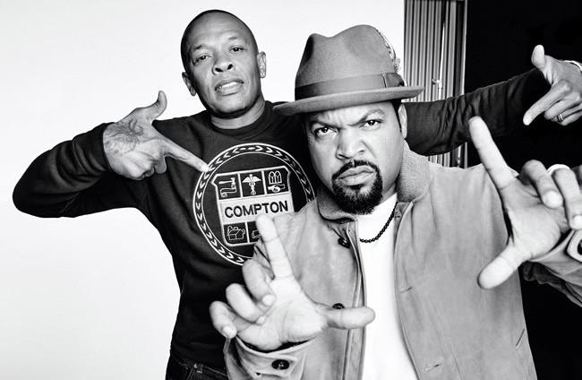 Dr Dre & Ice Cube | Futuraskolan Magazine | Stepping Stones